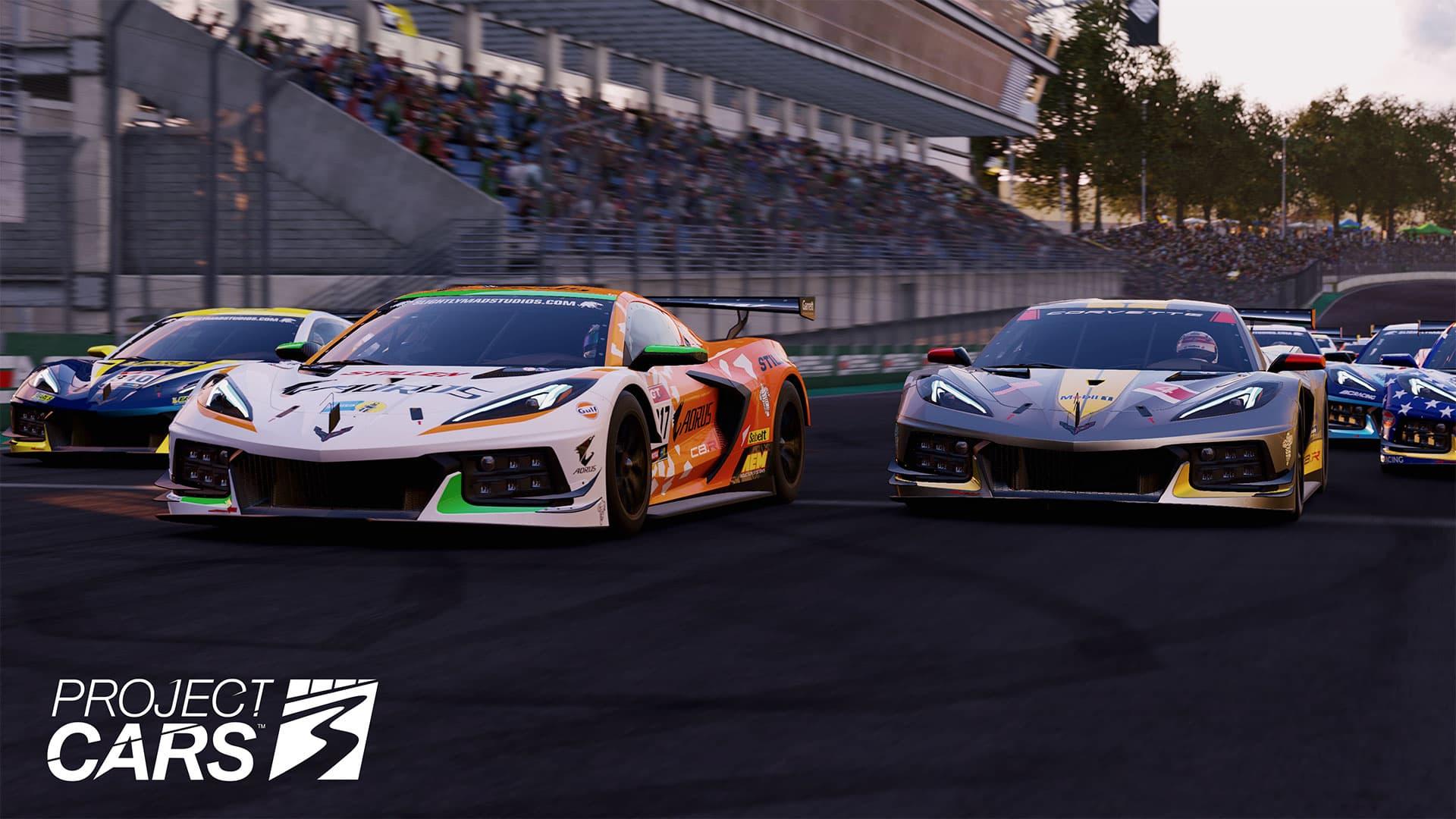 Tanggal Rilis Game Project CARS 3 Sudah Ditetapkan Bandai